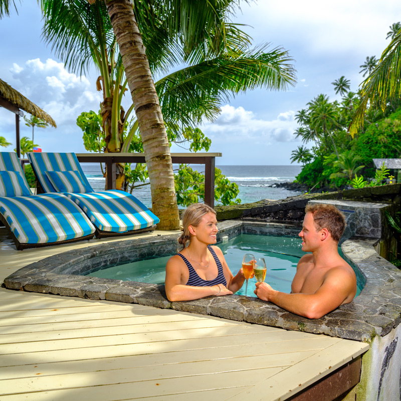Honeymoon Point Villa